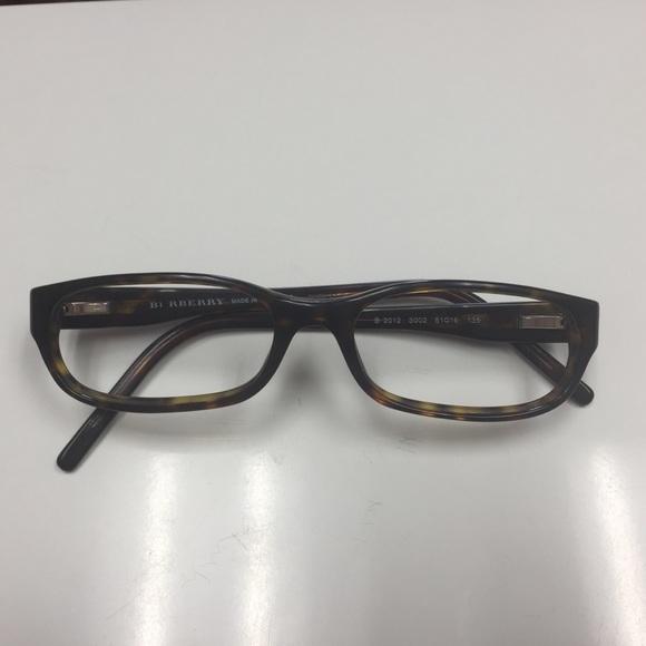 bc3218ef04e Burberry Accessories - Burberry Eyeglasses